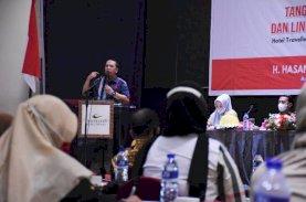 Hasanuddin Leo Minta Perusahaan Aktif Salurkan CSR