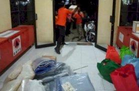 Kebakaran Hanguskan 9 Rumah di Takalar, Pemprov Sulsel Kirim Bantuan