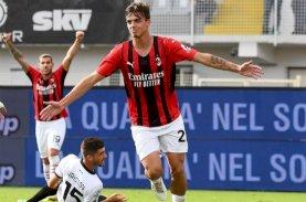 Dinasti Generasi Ketiga Maldini Ukir Sejarah Cetak Gol di Serie A