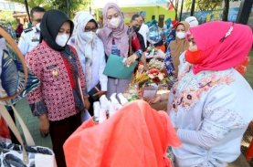 Wawali Makassar Harap Lomba UMKM Dorong Pemulihan Ekonomi Masyarakat