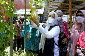 Wawali Makassar Masuk Lorong Motivasi Pekerja UMKM Ikuti Perkembangan Teknologi