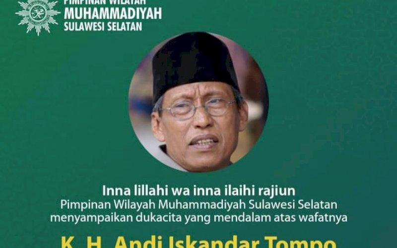 KH Andi Iskandar Tompo. foto: istimewa