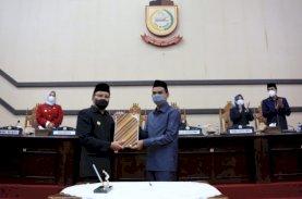DPRD Setujui Ranperda Perubahan APBD Pemkot Makassar
