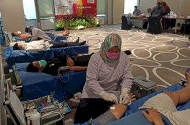 MCC Isi Peringatan Hari Kesaktian Pancasila dengan Donor Darah
