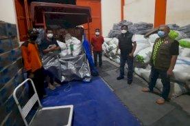 BPBD Sulsel Turunkan TRC Bantu Evakuasi dan Bawa Bantuan untuk Korban Banjir di Luwu