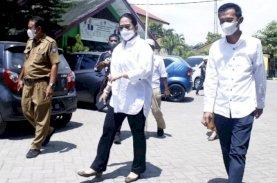 Peduli Pendidikan, Debbie Rusdin Kunjungi SMKN 1 Makassar