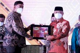 Pemkab Gowa Raih Dua Penghargaan TPAKD Award