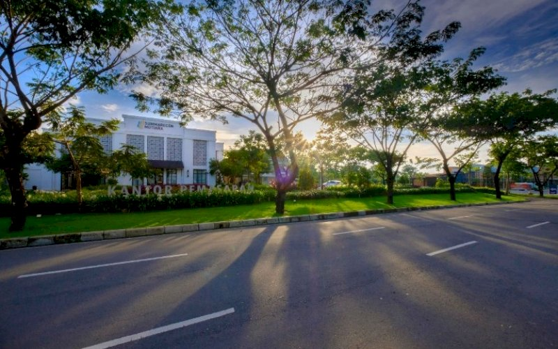 HUNIAN EKSKLUSIF. Summarecon Mutiara Makassar (SMM) akan menghadirkan hunian eksklusif bertaraf internasional di Kota Makassar. foto: istimewa