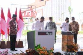 Presiden Resmikan Pabrik Biodiesel Jhonlin Group di Kalimantan Selatan