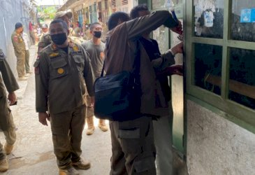 Satpol PP Sulsel Tertibkan 15 Rumah Dinas di Dua Tempat