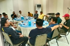 Alumni SMAN 6 Makassar Angkatan 2002 Silaturahmi di Rujab Ketua DPRD