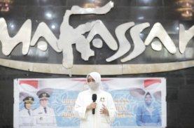 Indira Ingatkan Pentingnya Disiplin Diri pada Pengajian Rutin PKK Makassar