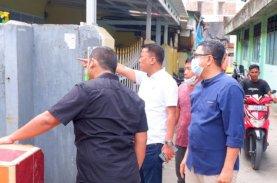 Wahab Tahir Tinjau Perencanaan Pembangunan Asrama Pondok Tahfiz di Tinumbu