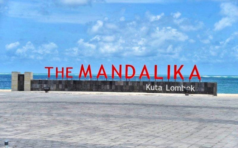 Sirkuit Mandalika. foto: istimewa