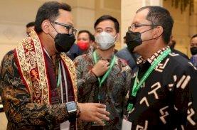 Tinjau Stan Makassar, Bima Arya-Gibran: Luar Biasa Persembahan Sang Inovator