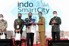 Danny Pomanto Pembicara Indo Smart City Forum & Expo 2021