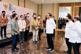 Presiden Tekankan Pentingnya Profesionalisme kepada Para Direktur Utama BUMN