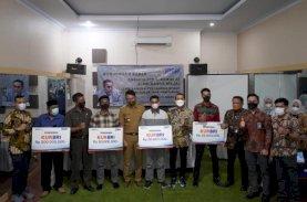 Kamrussamad Puji Kepemimpinan Bupati Sinjai di Tengah Pandemi Covid-19
