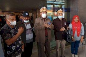 Abdul Hayat ke Papua Hadiri Penutupan PON XX