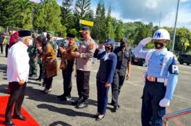 Wapres Pimpin Rakor Penanggulangan Kemiskinan Ekstrem di Papua Barat