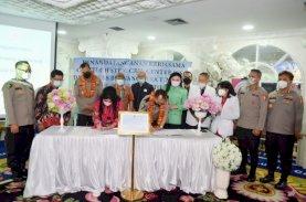 RS Polri dan CSC Indonesia Sepakat Jalin Kerja Sama