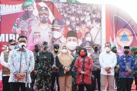 Pemkab Gowa Akan Bagi 50.000 Masker