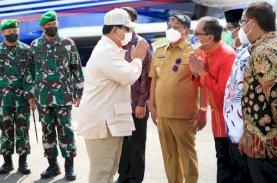 Danny Pomanto Dampingi Menhan Beri Kuliah Umum di UKI Toraja