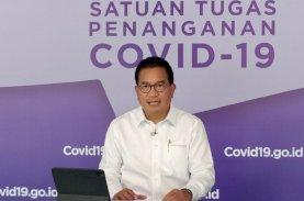 Kasus Positif Covid-19 di PON XX Papua Ditangani Secara Profesional